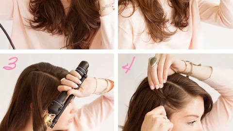 The Easy Prom Hairstyle Everyone Will Want to Wear | StyleCaster