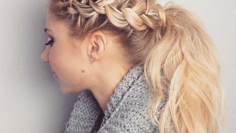 Updos That Will Change Your View on Prom Hair | StyleCaster