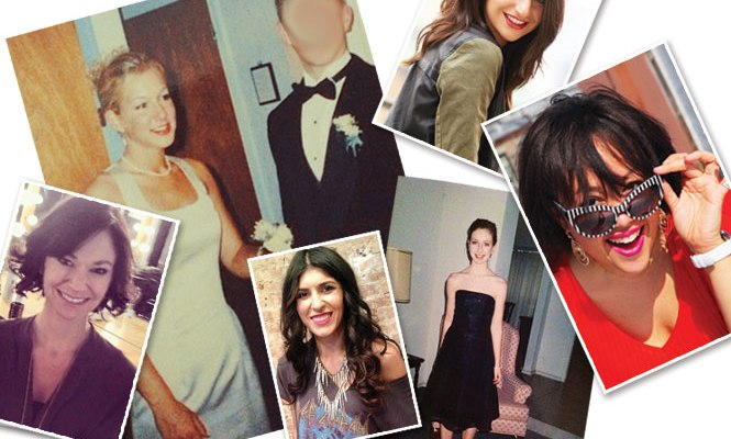 Our Favorite Beauty Bloggers Show Off Their Prom Hair and Makeup