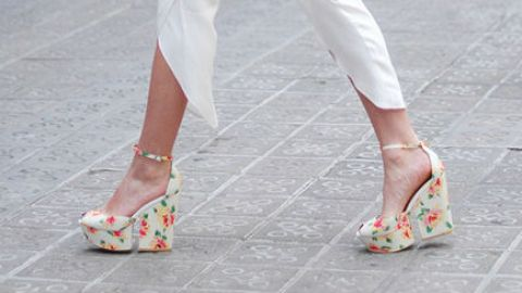 20 Ways to Pull off Platforms | StyleCaster