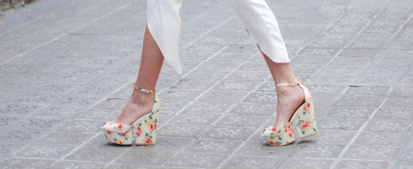 20 Ways to Pull Off Platforms This Spring