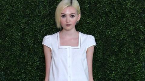 "Evolution of a Fashion Show Look: MAC's Rachel Antonoff ""Garden Party"" Look   StyleCaster"