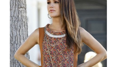 """Get Rachel Bilson's Sultry, Smokey Eye From """"Hart of Dixie"""" 