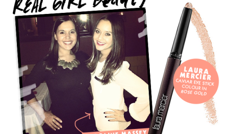 Beauty and the Real Girl: The Easiest Trick for Smokey Eyes   StyleCaster
