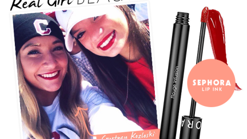 Beauty and the Real Girl: The Ultimate Lip Stain | StyleCaster