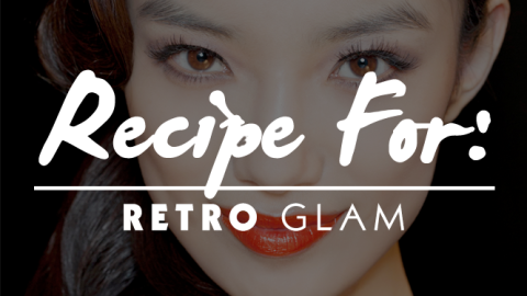 Beauty Recipe: A Modern Take on Retro Glam | StyleCaster