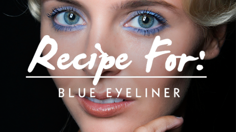 Beauty Recipe: How to Wear Colored Eyeliner | StyleCaster