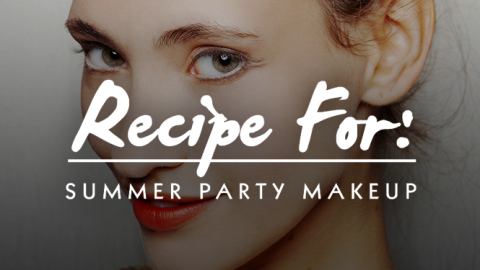 Beauty Recipe: Summer Party Makeup | StyleCaster