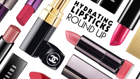 Lipsticks That Won't Dry Out Your Lips | StyleCaster