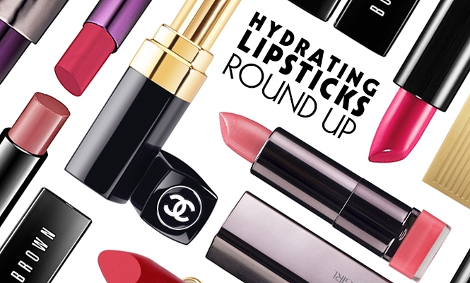 Lipsticks That Won't Dry Out Your Lips
