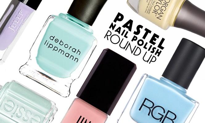 Pastel Nail Polish: The New Hues Perfect for Spring