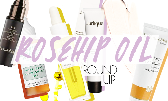 Help Fade Dark Spots and Scars With Rosehip Oil