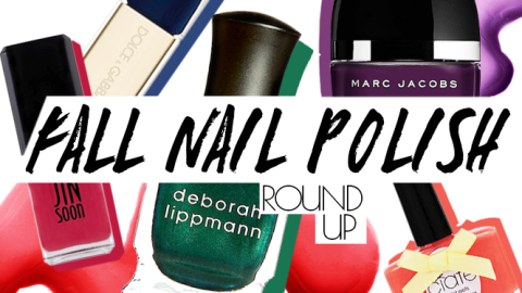 New Nail Polish Colors For Fall That We Can't Wait to Wear | StyleCaster