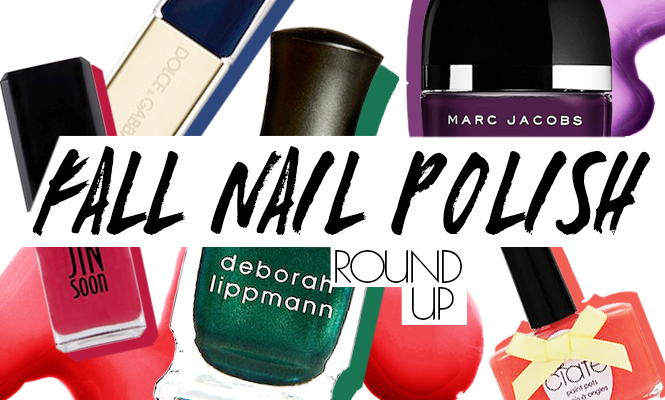 New Nail Polish Colors For Fall That We Can't Wait to Wear