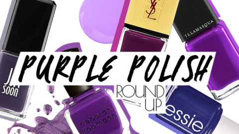 10 Best Purple Nail Polishes for Fall | StyleCaster