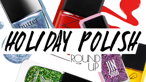 Your Giant Holiday Nail Polish Guide for 2013   StyleCaster