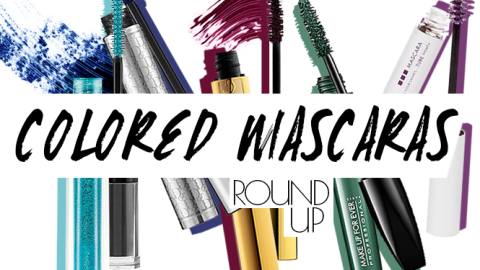 8 Colored Mascaras to Try This Summer | StyleCaster