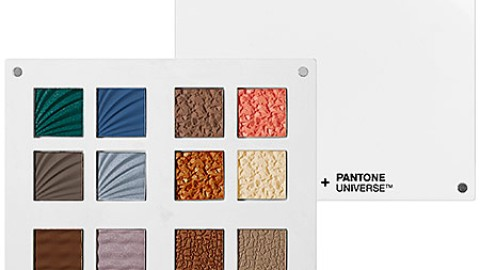 The One Thing: Sephora+Pantone Universe Elemental Energy Eyeshadow Palette   StyleCaster