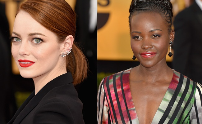 SAG Awards 2015: All of the Beauty Looks You Need to See