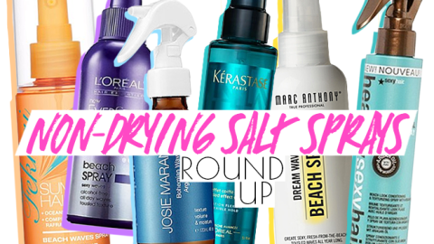 Beach Sprays That Won't Dry Out Your Hair | StyleCaster