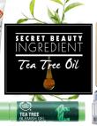 Secret Beauty Ingredient: Tea Tree Oil