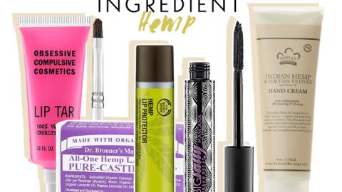 Secret Beauty Ingredient: Hemp | StyleCaster