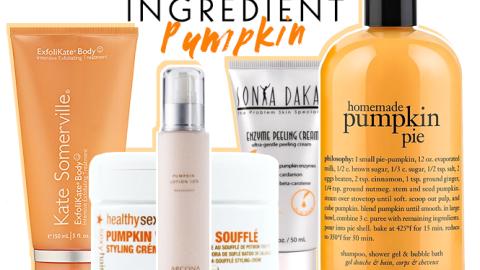 Secret Beauty Ingredient: Pumpkin | StyleCaster