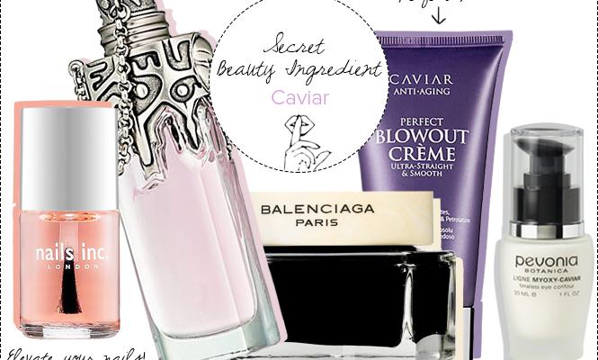 Secret Beauty Ingredient: Caviar