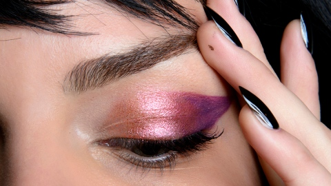 Pink Eyeshadow Is Your New Spring Look | StyleCaster