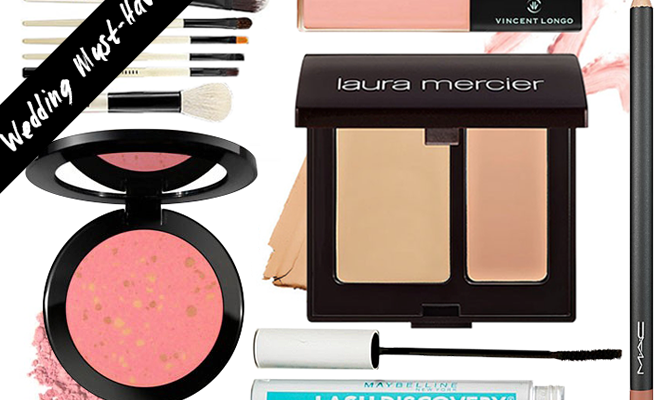 10 Items Every Bride Needs on Her Wedding Day