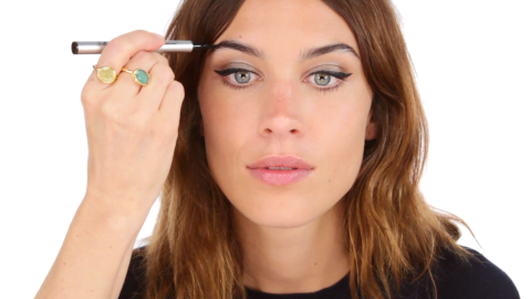 Beauty Buzz: How to Nail Alexa Chung's Cat Eye, The Best Highlights for Your Face, and More | StyleCaster