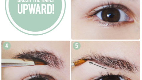 How to Hide Over-Plucked Brows | StyleCaster