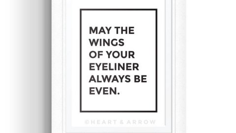 8 Ways to Decorate With Your Favorite Quotes | StyleCaster