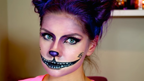 Scary Halloween Makeup Ideas: Get Inspired! | StyleCaster