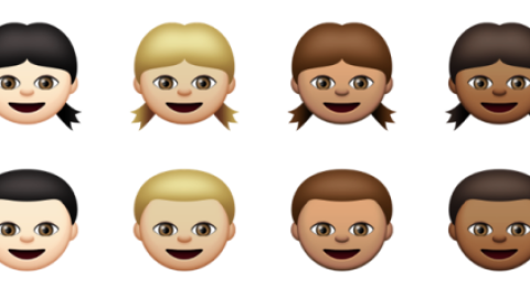 Racially Diverse Emojis Are Here!   StyleCaster