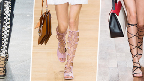 Obsessed With Gladiator Sandals? | StyleCaster