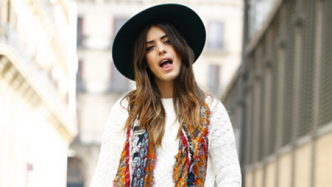 25 Outfits With Wide-Brim Hats | StyleCaster