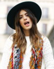 25 Outfits With Wide-Brim Hats