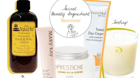 Secret Beauty Ingredient: Beeswax | StyleCaster