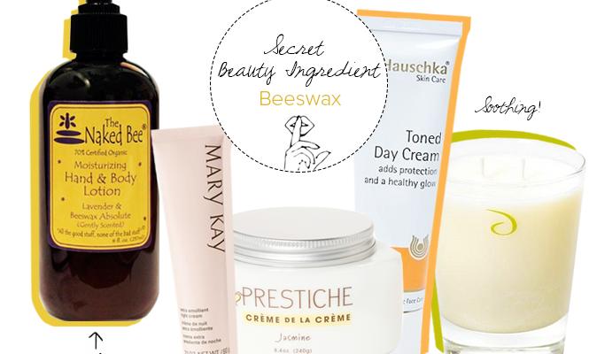 Secret Beauty Ingredient: Beeswax