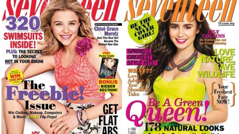 """Teen Fights For """"Real Girls"""" To Be Seen In Magazines   StyleCaster"""