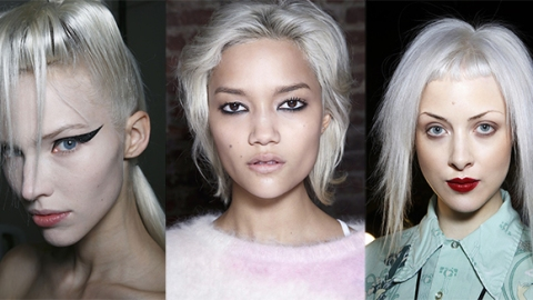 How to Get the Perfect Shade of Silver Hair | StyleCaster