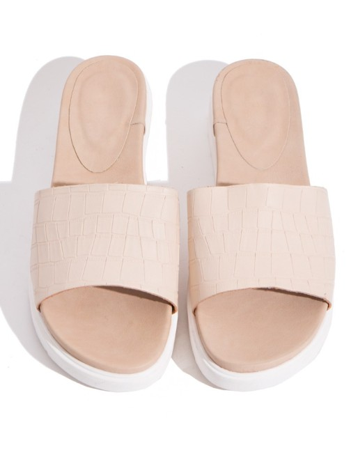 Sporty Slides from Pixie Market