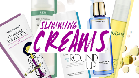 Just In Time For Bikini Season: Super Slimming Creams   StyleCaster