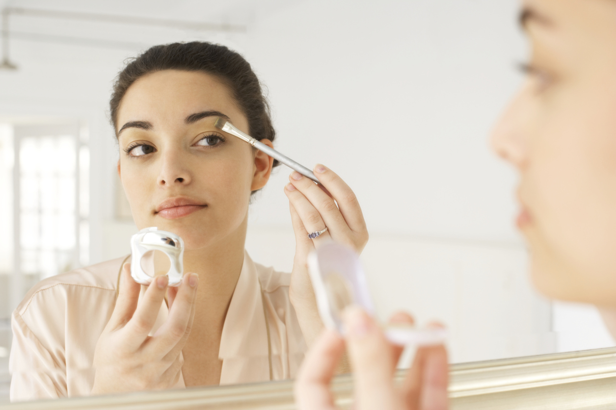 Tips for Smudge Proof Makeup  StyleCaster
