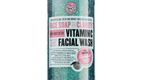 The Must-Have Facial Wash for Brighter Skin   StyleCaster