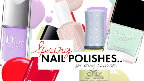 10 Spring Nail Polishes For Any Occasion | StyleCaster