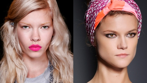 10 New Makeup Looks to Try in 2013 | StyleCaster