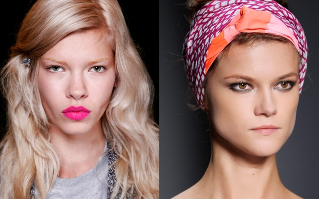 10 New Makeup Looks to Try in 2013