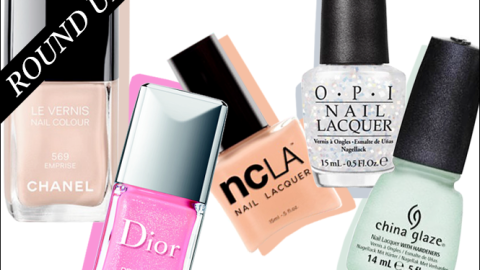 New Spring Nail Polishes for Your Best Manicure Ever | StyleCaster